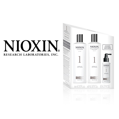 Get your Nioxin products at your local Sport Clips store