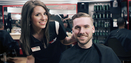Sport Clips Haircuts of Parker Haircuts
